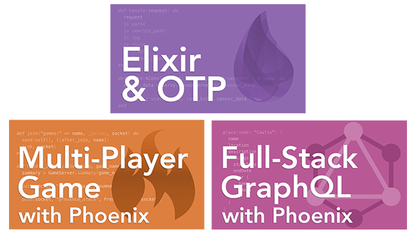 Elixir, Unpacked Bingo, and Unpacked GraphQL Pro Bundle: All 3 Courses