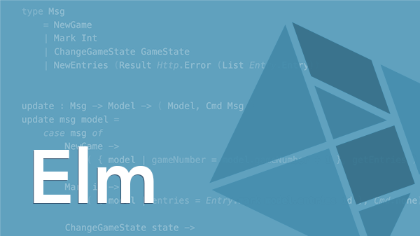 Building Web Apps with Elm