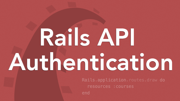 Rails Session Cookies For Api Authentication