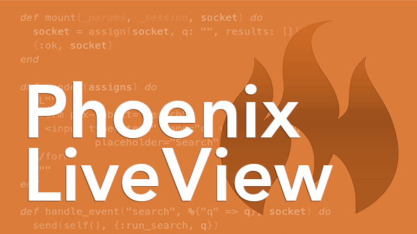 Phoenix LiveView Course